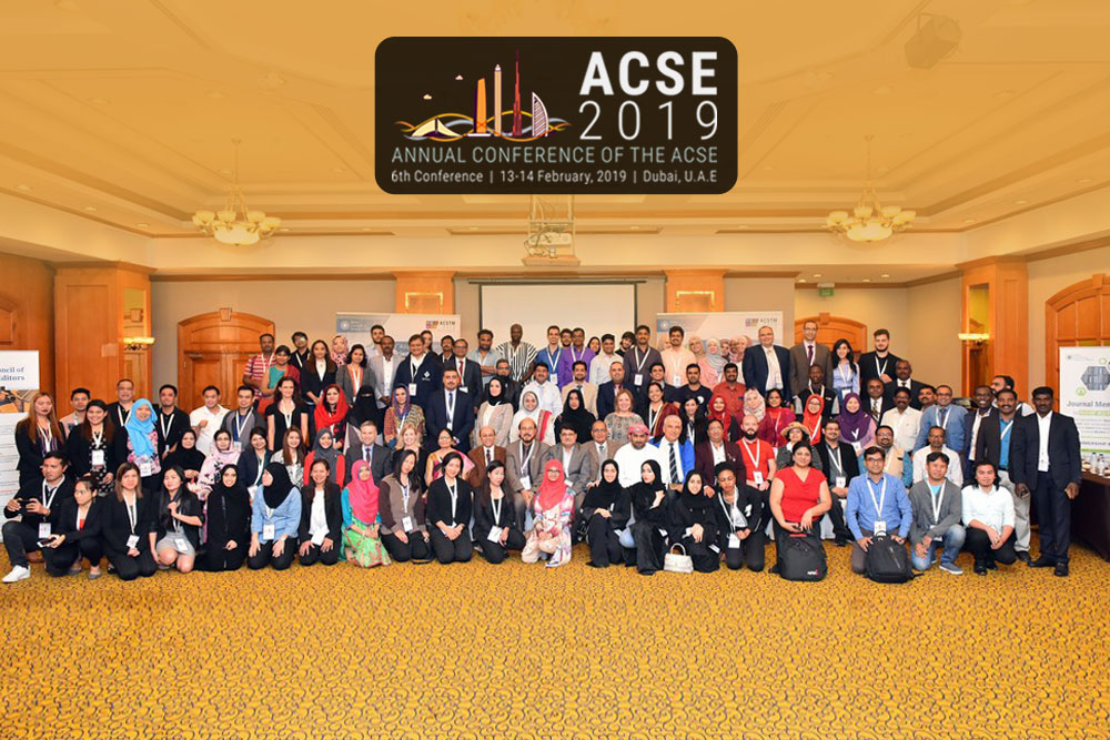 2019 ACSE Annual Meeting Event Report
