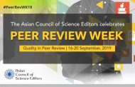 Celebrating 5th Peer Review Week at ACSE!