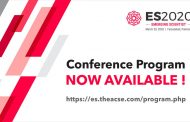 ES-2020: Conference Program is Now Available