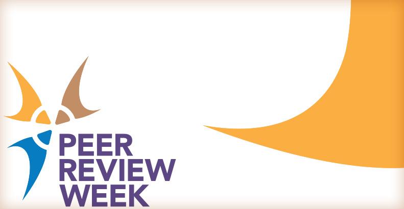 Peer Review Week 2020: Insights into Building Trust in Peer Review