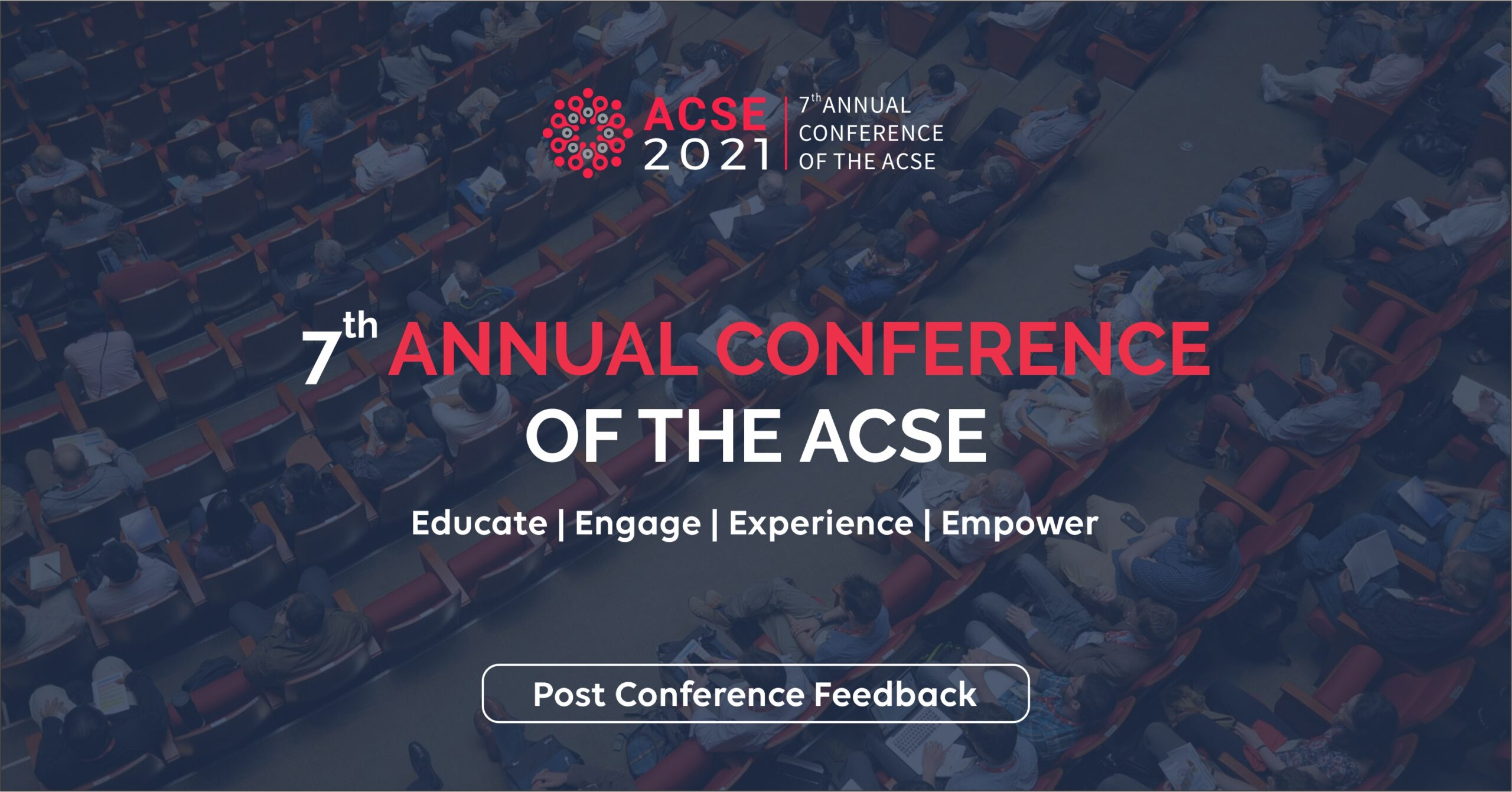 7th ACSE Annual Conference Highlights